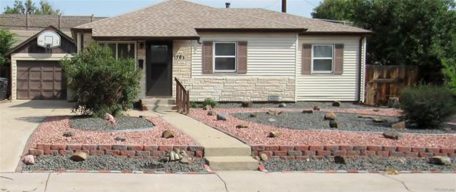 1781 Ruth Drive, Thornton, CO 80229 (#9174881) :: House Hunters Colorado