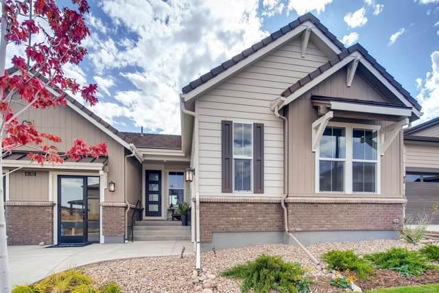 13834 Watermark Lane, Parker, CO 80134 (MLS #9178560) :: 8z Real Estate