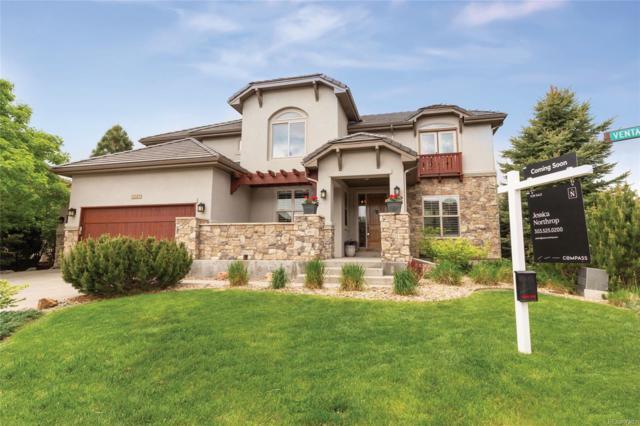12525 Ventana Mesa Circle, Castle Pines, CO 80108 (MLS #9178615) :: Keller Williams Realty