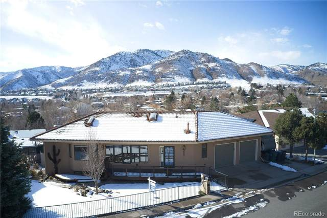 625 Partridge Circle, Golden, CO 80403 (#9178644) :: Peak Properties Group
