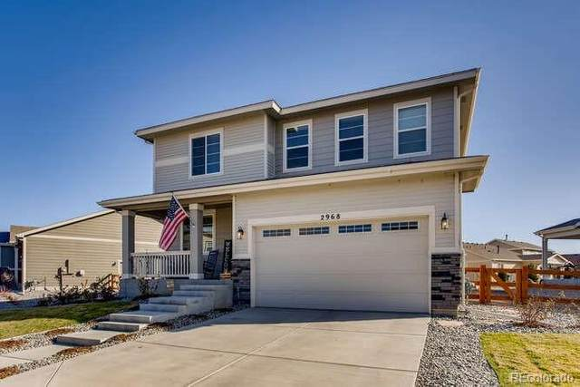 2968 Sand Beach Lake Drive, Loveland, CO 80538 (MLS #9182442) :: Keller Williams Realty