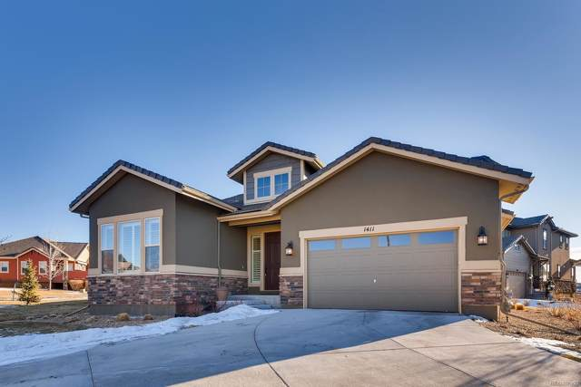 1411 Skyline Drive, Erie, CO 80516 (#9192125) :: Bring Home Denver with Keller Williams Downtown Realty LLC