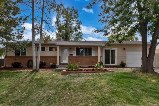 1464 W 101st Avenue, Northglenn, CO 80260 (#9192645) :: Mile High Luxury Real Estate