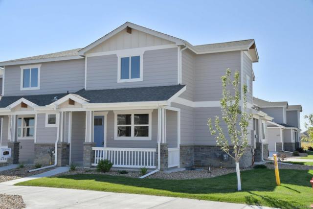 6118 Verbena Court #102, Frederick, CO 80516 (#9193496) :: House Hunters Colorado