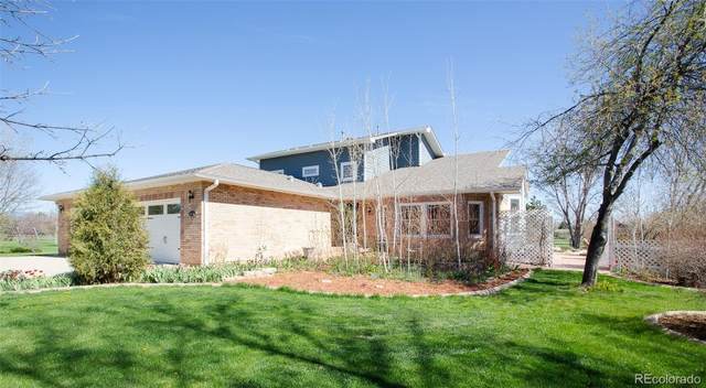 7641 Estate Circle, Niwot, CO 80503 (MLS #9193779) :: 8z Real Estate