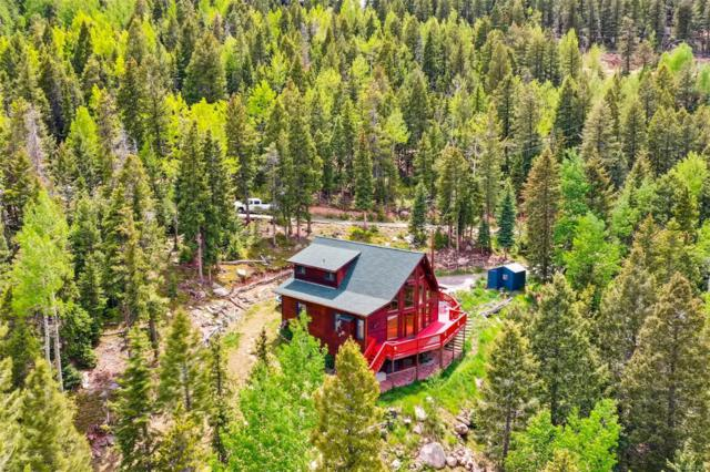 10258 Christopher Drive, Conifer, CO 80433 (#9198196) :: The Heyl Group at Keller Williams