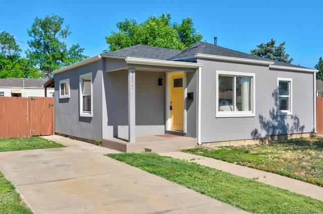 4577 Raritan Court, Denver, CO 80211 (#9202209) :: The HomeSmiths Team - Keller Williams