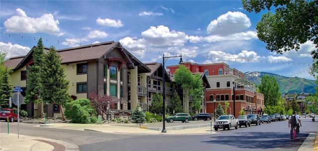 730 Yampa Avenue C5, Steamboat Springs, CO 80487 (#9202880) :: The DeGrood Team