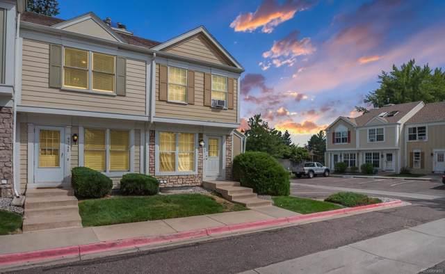 9575 W Coal Mine Avenue E, Littleton, CO 80123 (MLS #9204007) :: 8z Real Estate