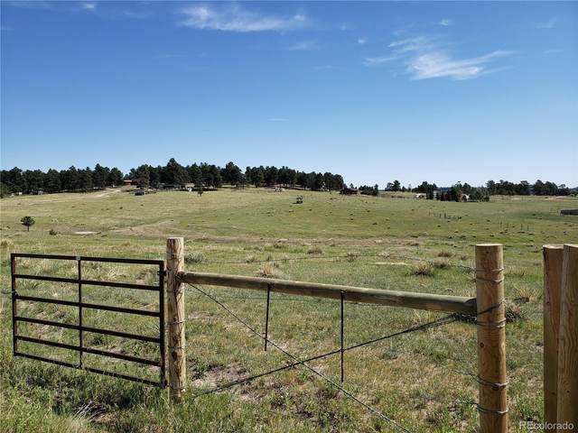 19885 Warriors Path Drive, Peyton, CO 80831 (MLS #9204024) :: 8z Real Estate