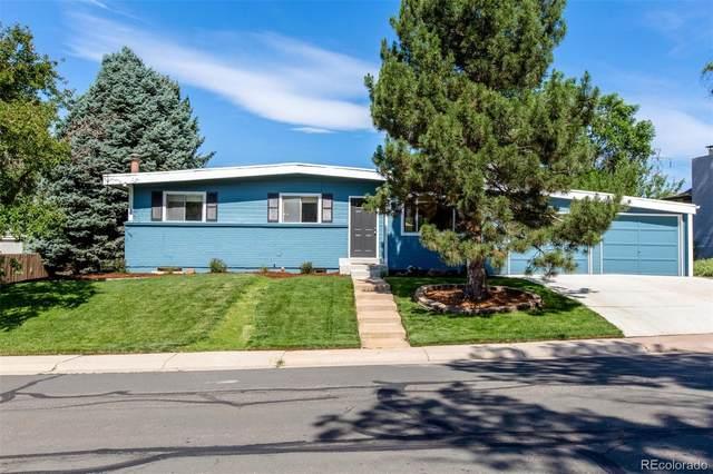 6337 S Josephine Way, Centennial, CO 80121 (MLS #9204876) :: 8z Real Estate