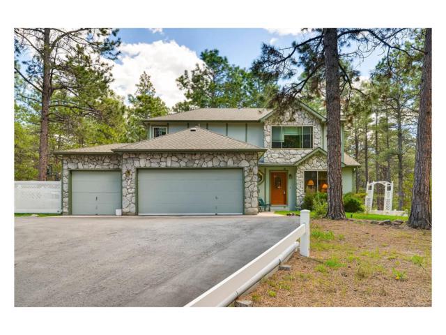 245 Pinewood Loop, Monument, CO 80132 (MLS #9206259) :: 8z Real Estate