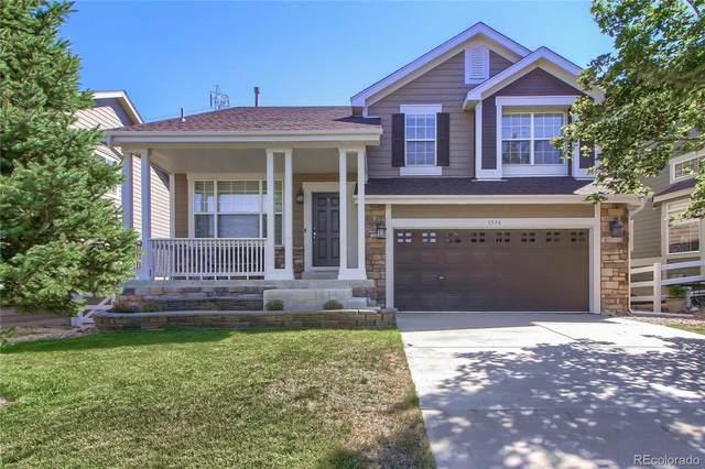 1536 S Haleyville Street, Aurora, CO 80018 (MLS #9213831) :: 8z Real Estate