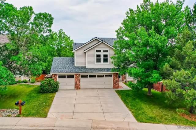 9994 Bronti Circle, Lone Tree, CO 80124 (MLS #9214688) :: 8z Real Estate
