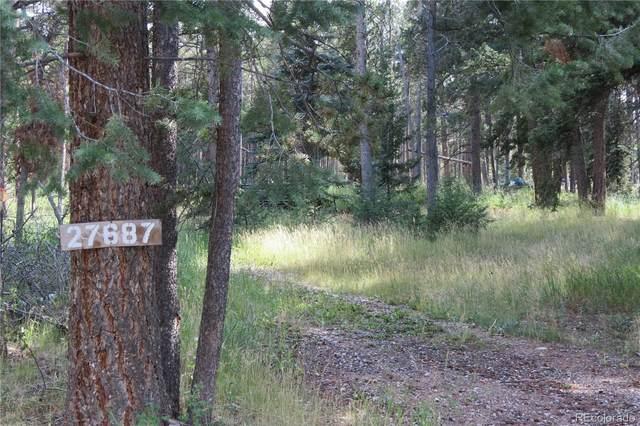 27687 Pine Grove Trail, Conifer, CO 80433 (#9214720) :: The Dixon Group