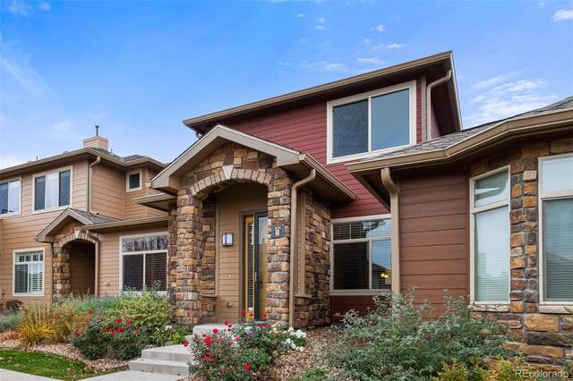 8539 Gold Peak Drive B, Highlands Ranch, CO 80130 (MLS #9216106) :: Bliss Realty Group