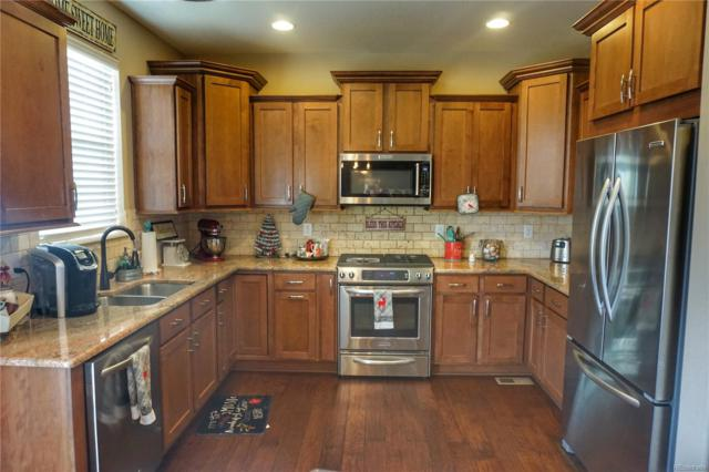 12502 E 105th Avenue, Commerce City, CO 80022 (MLS #9217621) :: Bliss Realty Group