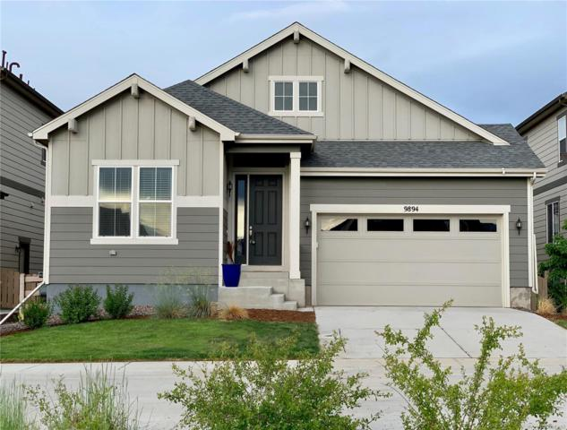9894 Eagle River Street, Littleton, CO 80125 (#9218689) :: The HomeSmiths Team - Keller Williams