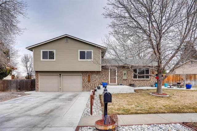 4716 S Kline Street, Littleton, CO 80127 (MLS #9222474) :: 8z Real Estate