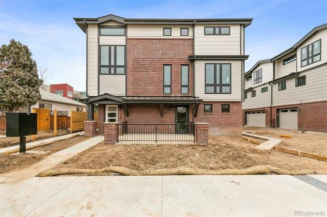 5472 S Nevada Street B, Littleton, CO 80120 (#9228472) :: Compass Colorado Realty