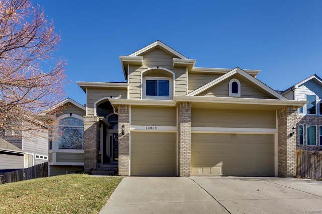 10868 Willow Reed Circle, Parker, CO 80134 (#9229643) :: HergGroup Denver