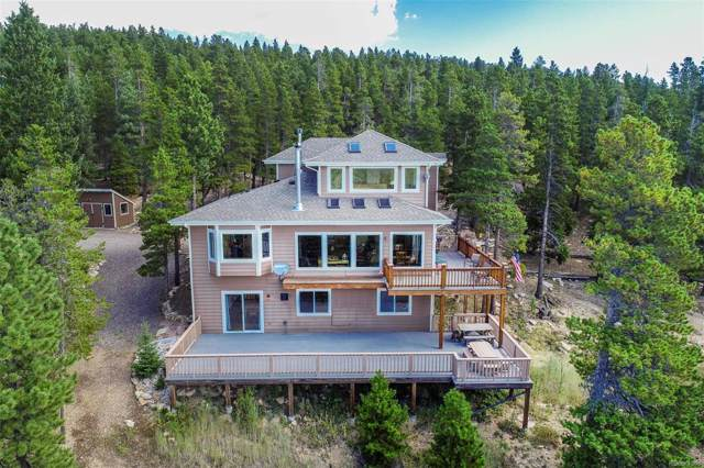 34618 Lyttle Dowdle Drive, Golden, CO 80403 (MLS #9231735) :: Bliss Realty Group