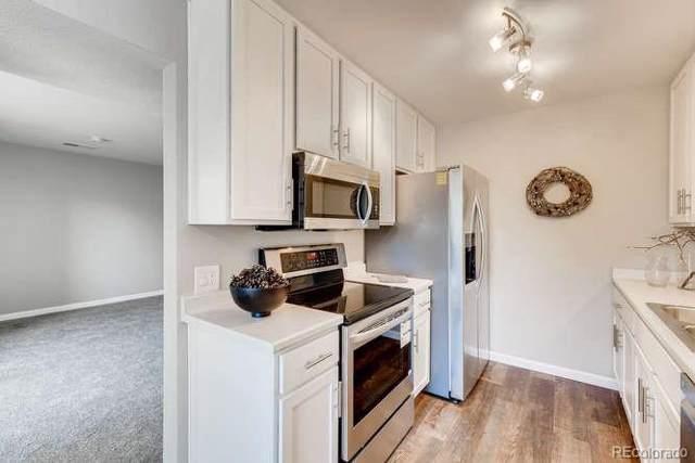 3141 S Tamarac Drive F302, Denver, CO 80231 (MLS #9235418) :: 8z Real Estate
