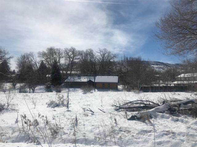 0 32nd Avenue, Golden, CO 80401 (#9235935) :: The DeGrood Team