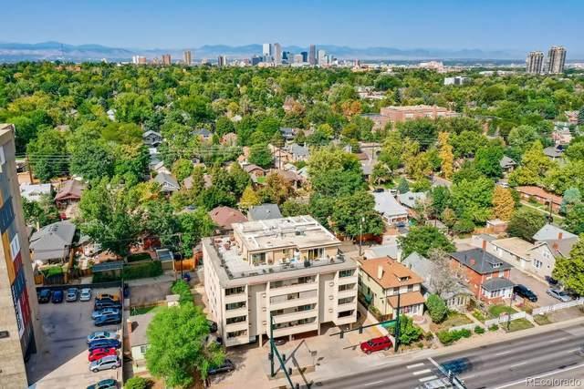 1035 Colorado Boulevard #601, Denver, CO 80206 (#9239301) :: The Scott Futa Home Team