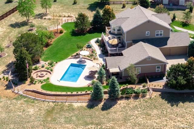 20047 E Hatchet Ranch Place, Parker, CO 80134 (MLS #9240754) :: 8z Real Estate