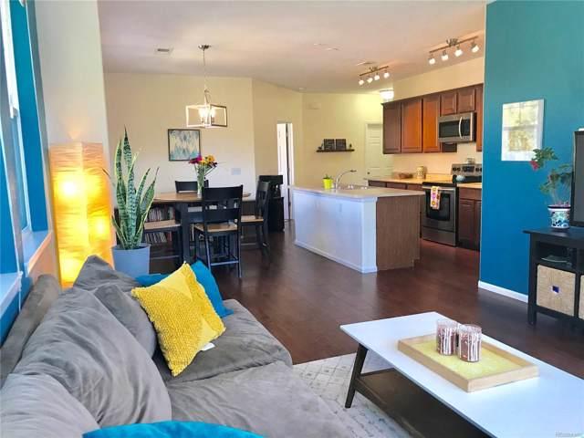 9633 E 5th Avenue #10201, Denver, CO 80230 (MLS #9247735) :: 8z Real Estate