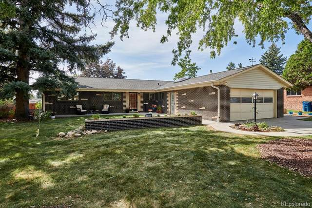 5955 S Gaylord Way, Greenwood Village, CO 80121 (#9248939) :: The DeGrood Team
