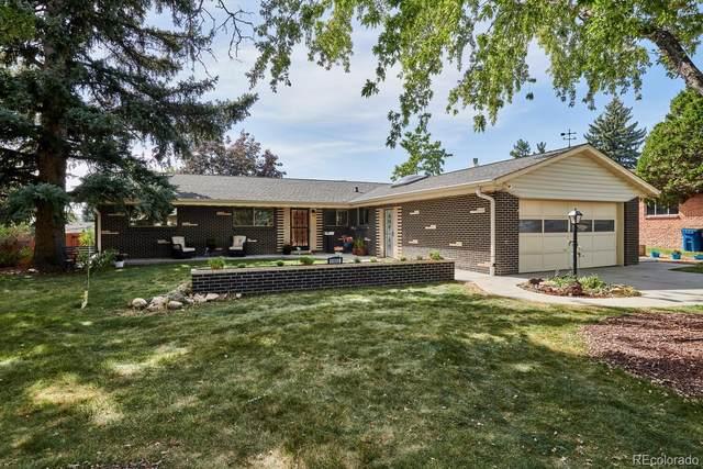 5955 S Gaylord Way, Greenwood Village, CO 80121 (MLS #9248939) :: 8z Real Estate