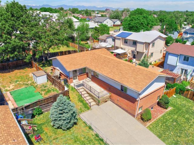 2255 - 2257 S Tejon Street, Englewood, CO 80110 (MLS #9249543) :: 8z Real Estate