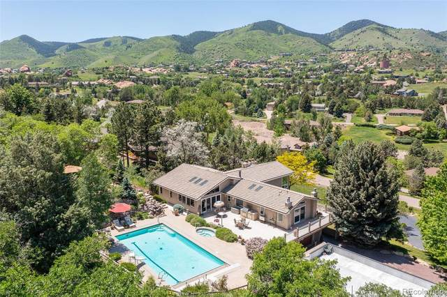 6022 Willowbrook Drive, Morrison, CO 80465 (MLS #9249790) :: Clare Day with LIV Sotheby's International Realty