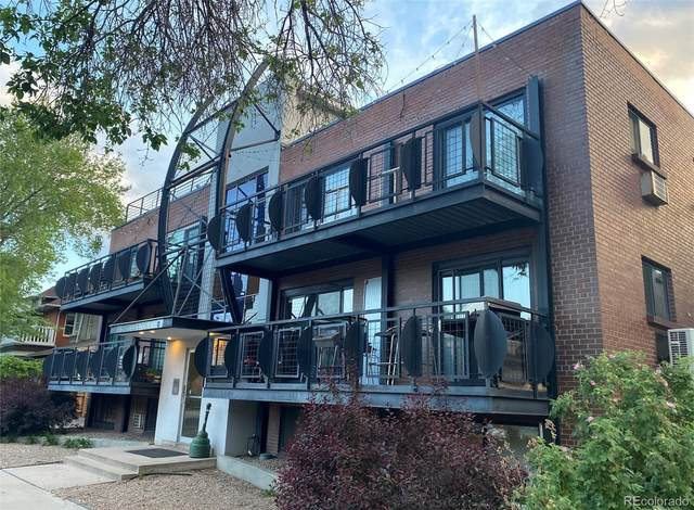 1045 Clarkson Street #106, Denver, CO 80218 (#9251255) :: Briggs American Properties