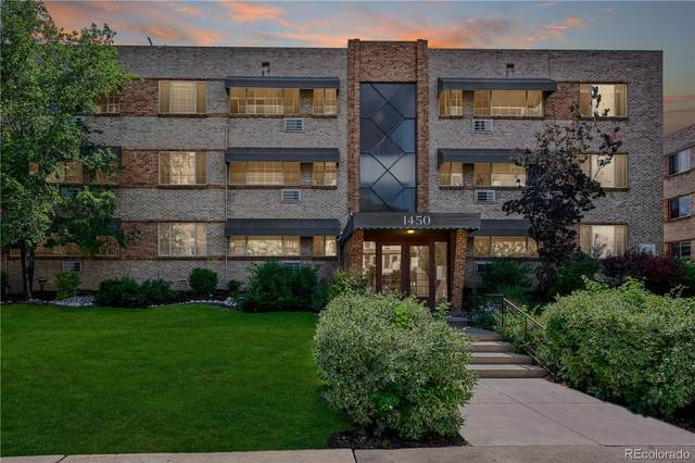 1450 Albion Street #303, Denver, CO 80220 (#9252245) :: West + Main Homes