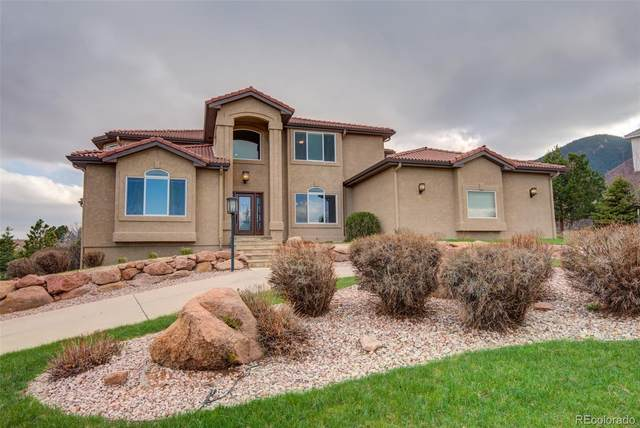 3015 Richfield Drive, Colorado Springs, CO 80919 (#9259625) :: The DeGrood Team