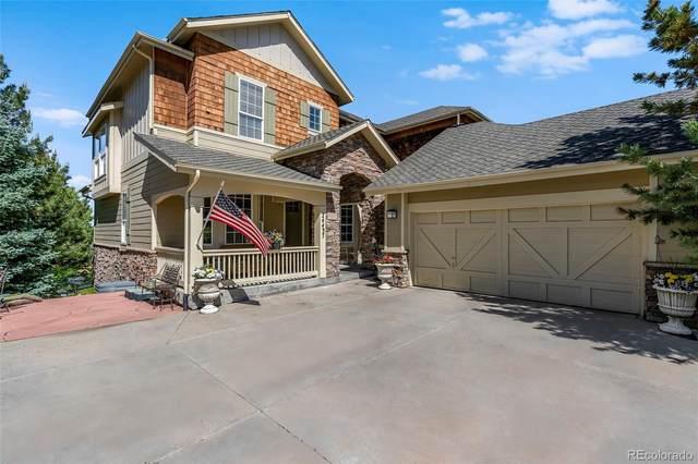 24437 E Frost Drive, Aurora, CO 80016 (#9265688) :: West + Main Homes