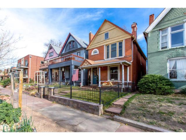 58 S Sherman Street, Denver, CO 80209 (#9267906) :: Wisdom Real Estate
