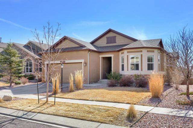 4963 Rabbit Mountain Court, Colorado Springs, CO 80924 (#9269226) :: The Peak Properties Group
