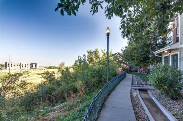 14251 E 1st Drive #104, Aurora, CO 80011 (#9269715) :: The Peak Properties Group