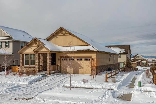 7803 S Elk Street, Aurora, CO 80016 (#9270997) :: James Crocker Team