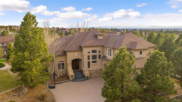 9132 Scenic Pine Drive, Parker, CO 80134 (#9271147) :: The DeGrood Team