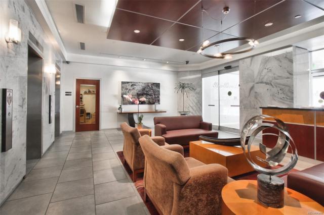 1625 Larimer Street #605, Denver, CO 80202 (#9271179) :: Mile High Luxury Real Estate
