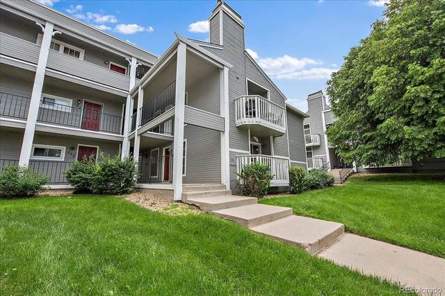 4460 S Pitkin Street #114, Aurora, CO 80015 (#9271254) :: The Griffith Home Team