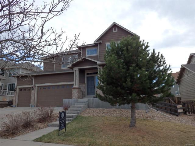 6471 S Ider Street, Aurora, CO 80016 (#9273882) :: The Peak Properties Group