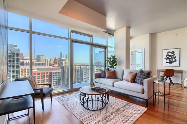 1700 Bassett Street #1718, Denver, CO 80202 (#9274511) :: HomeSmart Realty Group