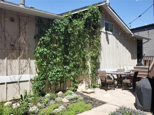 1215 N Emerson Street D, Denver, CO 80218 (#9279298) :: Briggs American Properties