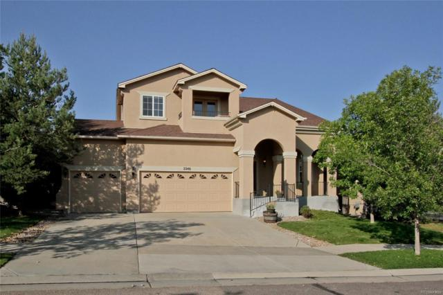 2246 Holly Drive, Erie, CO 80516 (#9280973) :: The HomeSmiths Team - Keller Williams